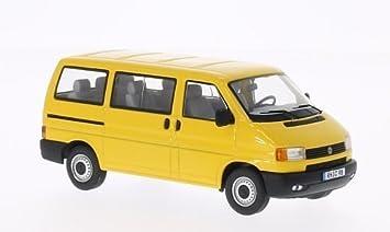 Vw T4 Bus Gelb Modellauto Fertigmodell Premium Classixxs 1 43 Spielzeug