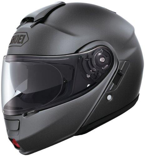Shoei Neotec Matte Deep GRAY SIZE:XLG Full Face Motorcycle Helmet