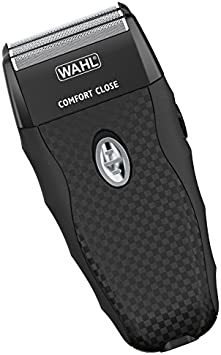 Wahl CUSTOM SHAVE - Afeitadora (battery/accu) Negro: Amazon.es ...