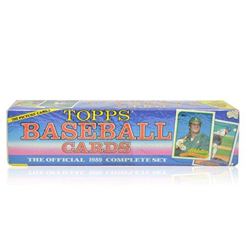 Topps Baseball Cards Complete Set - Baseball Complete Card Sets