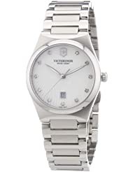 Victorinox Swiss Army 241535 - Womens Watch, Stainless Steel, Silver Color
