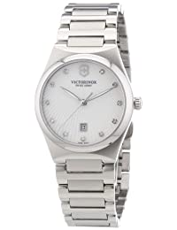 Victorinox Swiss Army 241535 - Women's Watch, Stainless Steel, Silver Color