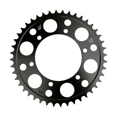 (Driven Racing 520 Steel Rear Sprocket 43 Tooth for Kawasaki ZZR600)