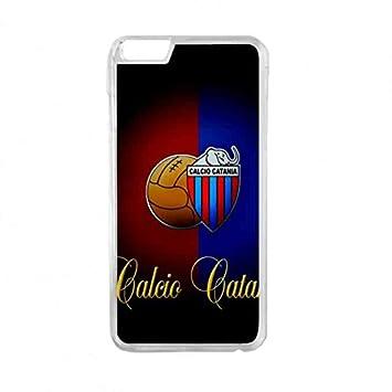 iPhone 6 Plus Funda iPhone 6S Plus Funda Fútbol Catania funda TPU ...