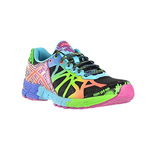 free shipping c8a4a 9a502 30%OFF Asics Gel-Noosa Tri 9 Women s Shoes Black Neon Coral