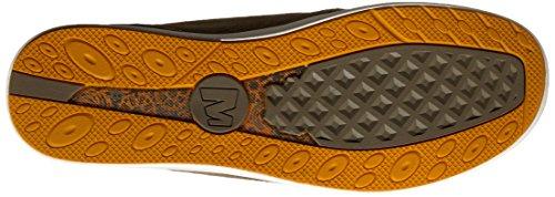 Merrell Freewheel Bolt Lace, Sneaker Uomo - Brun (Coriander)