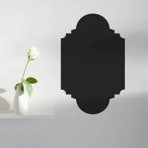 Chalkboard Wall Decal Design 006-18 tall x 12 wide