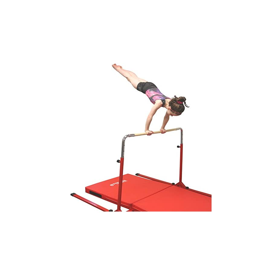 Titan Adjustable Jr. Gymnastics Kip Bar