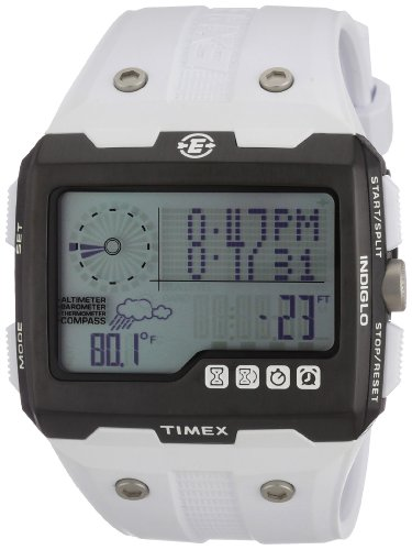 Timex Expedition WS4 Altitude Compass Weather White -  T49759