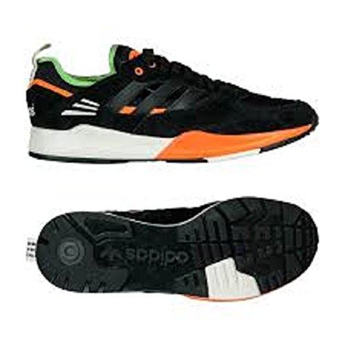 Adidas Zwarte Heren Tech Super 2.0 (zwart / Warnin) Maat-13