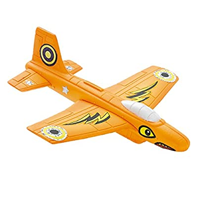 Creativity for Kids Stunt Squadron Craft Kit - Create 5 Foam Planes: Toys & Games