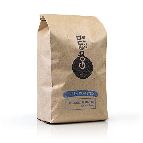 Fair Trade Fundamental Peruvian Whole Bean 5 lb. Fresh Roasted Specialty Coffee