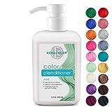 Keracolor Clenditioner Color Depositing Conditioner Colorwash, Mint, 12 fl oz