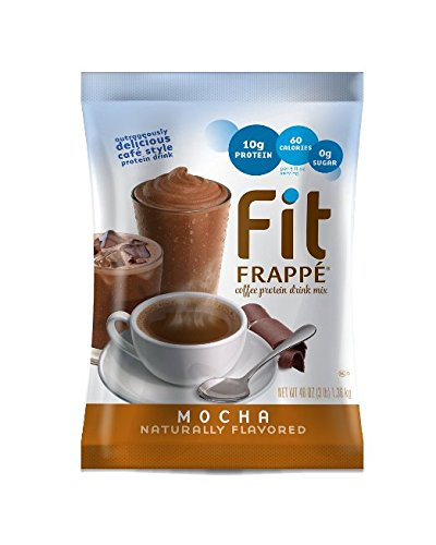 Big Train Mocha Fit Frappe 3lb Single Bag - Gourmet Frozen Meals