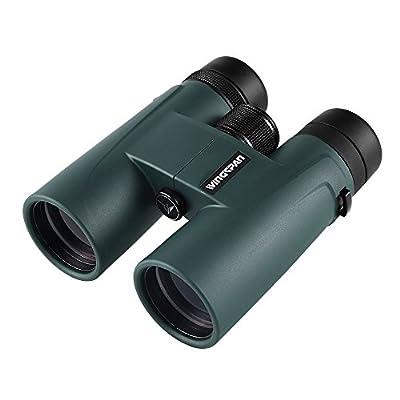 Wingspan Optics 8x42 and 10x42 HD Binoculars