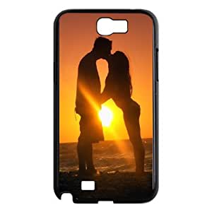DIY Romantic Phone Case Fit To Samsung Galaxy Note 2 N7100 , Good Choice For Your Phone