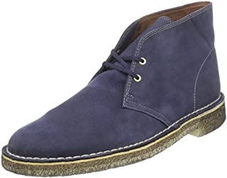 Clarks Men's Desert Boot,Navy Canvas,8 M US (B0040FOEZI) | Amazon price tracker / tracking, Amazon price history charts, Amazon price watches, Amazon price drop alerts