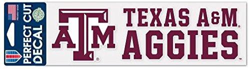 WinCraft NCAA Texas A&M University Aggies 3