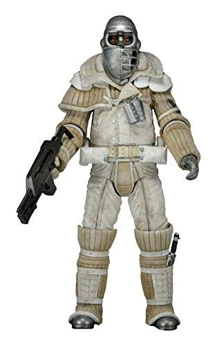 "NECA Aliens Scale Series 8 Weyland Yutani Commando Action Figure, 7"""