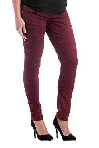 Five Pocket Maternity Jeans - 4