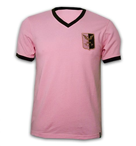 Retro Jersey 1970 (Copa Classics Palermo 1970\'s Short Sleeve Retro Shirt 100% cotton)