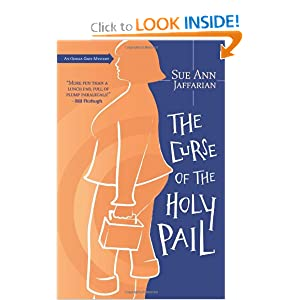 The Curse of the Holy Pail: An Odelia Grey Mystery Sue Ann Jaffarian