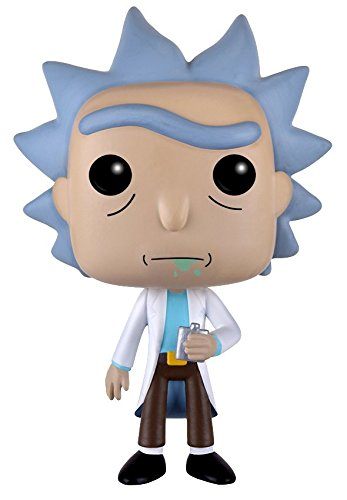 : Funko POP Animation: Rick & Morty - Rick Action Figure