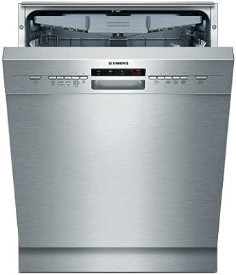 Siemens SN45N588EU lavavajilla - Lavavajillas (Semi-incorporado ...