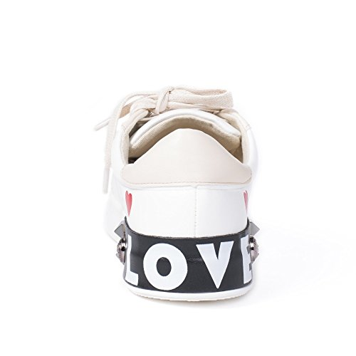 Dessins en et Ideal avec Clous Similicuir Hillary Shoes Baskets wA6wqxTS
