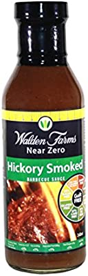Walden Farms Hickory Smoked BBQ Sauce, 12 Ounce - 10130025 , B00024DB50 , 285_B00024DB50 , 526719 , Walden-Farms-Hickory-Smoked-BBQ-Sauce-12-Ounce-285_B00024DB50 , fado.vn , Walden Farms Hickory Smoked BBQ Sauce, 12 Ounce