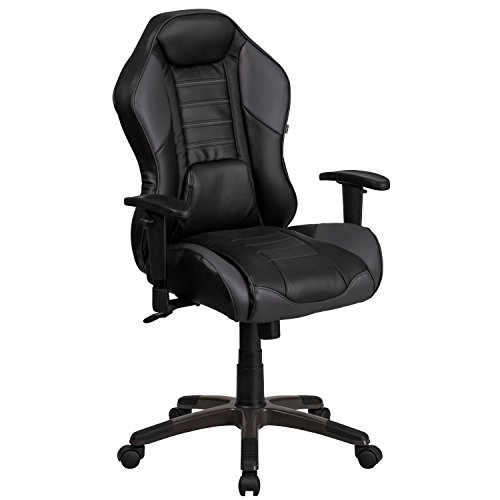 flash-furniture-high-back-storm-gray-executive-gaming-racing-swivel-chair-with-comfort-coil-seat-spr