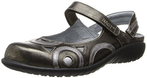 Womens Metal Sandals Rongo Mirror Naot Leather 6dwOqxT