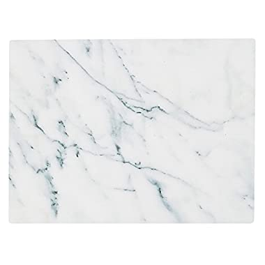 Marble Pastry Board, White