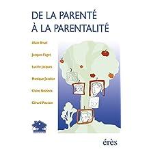 De la parenté à la parentalité (Maison des Droi)