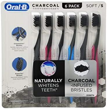 Amazon.com: Cepillo de dientes Oral-B con cerdas de ...