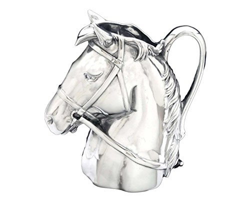 Horse Head Pitcher (Arthur Court 2-1/2-Quart Thoroughbred Pitcher)
