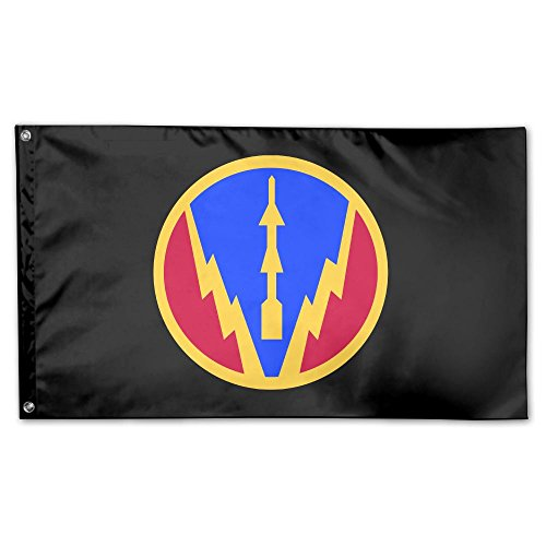 Home Flag Polyester Game Flag - 6th Air Defense Artillery Brigade