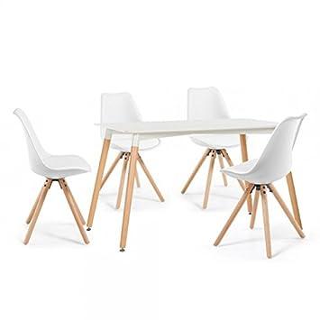 Design De Mesa Por Lote Kiel Noorsk 1204 Formado Una Comedor g6fb7Yy