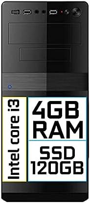 Computador Intel Core i3 4GB SSD 120GB EasyPC Go