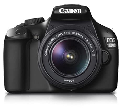 Canon EOS 1100D - Cámara Réflex Digital 12.2 MP (Cuerpo): Amazon ...