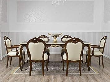 Simone Guarracino Table Salle A Manger Merton Style Baroque Anglais