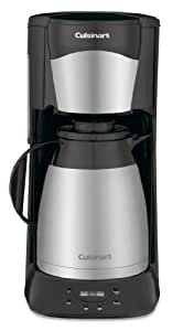 Conair Cuisinart DTC-975BKN 12 Cup Programmable Thermal Brewer (Black)