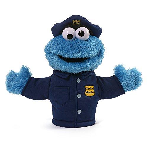 Sesame Street Cookie Monster Officer