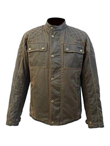 Armoured Motorcycle Jackets - 4