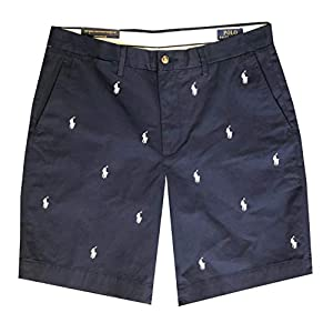 Polo Ralph Lauren Mens Stretch Classic Fit Chino Shorts