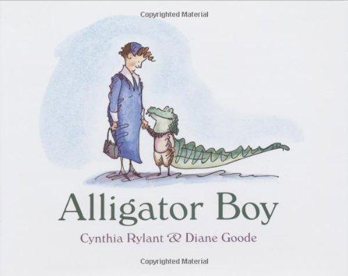 Download Alligator Boy pdf epub