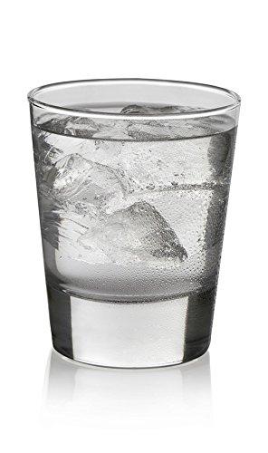 Libbey Geo 12-piece Rocks Glass Set (Bourbon Recipe Mash)