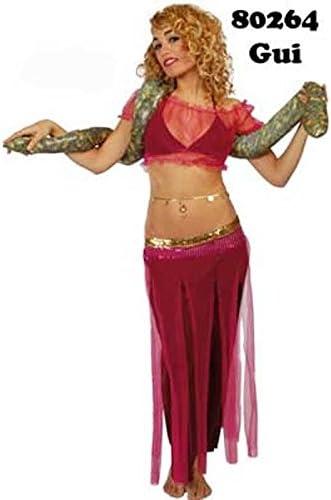 Guirca Disfraz de Encantadora de Serpientes: Amazon.es: Juguetes y ...