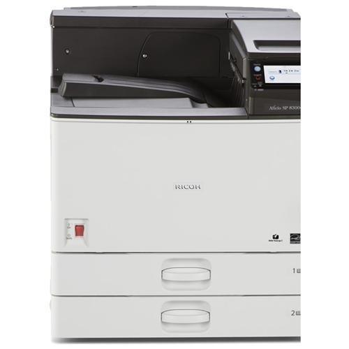 Ricoh Aficio SP 8300DN 600 x 600DPI A3 Negro, Color blanco ...