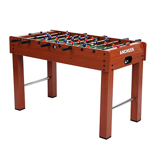 ANCHEER 48' Soccer Table Game - Foosball...